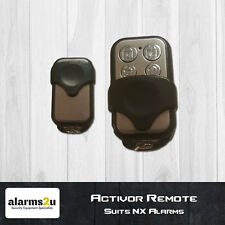 Activor Alarm Remote GENUINE | Suits NX Alarm Panels | RTI01 Hills