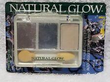 Natural Glow BLUE WILLOWS 1370-02 Long-Wearing Sheer Eyeshadow .14 oz/3.97g New