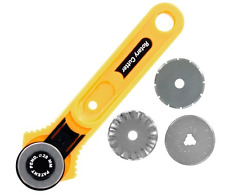 Hobbies Rotary Cutter and Spare Blades
