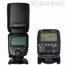 Yongnuo YN600EX-RT II + YN-E3-RT Wireless Flash Speedlite Transmiter for Canon