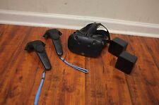 Works HTC Vive ONLY VR Headset, Controllers, and cameras (sensors) Free Shipping