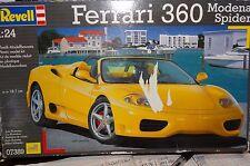 18661 Revell 1/24 Ferrari 360 MODENA SPIDER Plastic Car Model