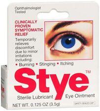 Stye Ointment 0.12 oz