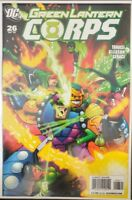 GREEN LANTERN Corps #26 (2008 DC Comics) ~ VF/NM Book