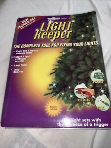 Light Keeper Complete Tool For Fixing Christmas Light Sets Bulb Tester