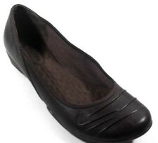 """Privo by Clarks """"Oso"""" Brown Leather Women's Slip On Low Heel Shoes 8.5M"""