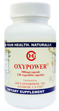 OxyPower by Chi's Enterprises 500 mg 120 caps