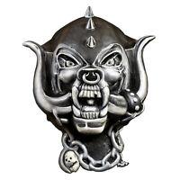 Adult Men's Motorhead Warpig Full Latex Mask Album Lemmy Cosplay Costume Mask