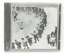 The Ex: History is What's Happening ~ New CD (Apr-2004, Ex Records)