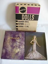 Christabelle Barbie Doll Gold Label w/Shipper Box 2007 New