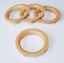 Centro x4 Bicchiere anelli per 70.1 mm DOTZ DEZENT per adattarsi AUDI TT A3 S3