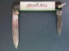 New listing Pal Pocket Knife Lincoln Inn Rye Andian Hill Bourbon Whiskey Pre-Prohibition