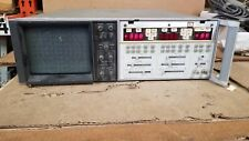 HP 8505A Network Analyzer Display Section Only For Parts!