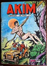 BD Petit Format; AKIM n°260 - Année 1970 - Ed. Mon Journal -