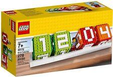 LEGO® 40172 LEGO® Stein Kalender 2017 NEU OVP_ Iconic Brick Calendar NEW MISB