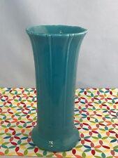 Vintage Fiestaware 8 inch Vase Turquoise Fiesta Small Flared Flower