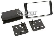 Scosche SU2027B Single/Double DIN Install Dash Kit for 2008-12 Subaru Impreza