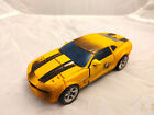 Transformers 2007 Battle Damage Bumblebee Deluxe Class Figure only