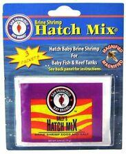 San Francisco Bay Brand BRINE SHRIMP HATCH MIX 3PK Fish Food FRESH Exp 4/16/22