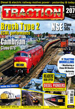Rail December Every Two Month Transportation Magazines
