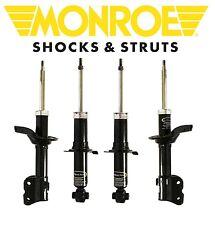 Front & Rear Shocks Struts Monroe OESpectrum Kit For Subaru Legacy 2010-2012