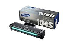 Genuine Samsung MLT-D104S Black Toner Cartridge 1500 Page for ML-1660 Printer