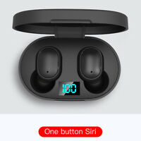 TWS BT5.0 Mini Headset Waterproof Wireless Stereo Earbuds Earphone