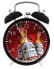 "Beer Alarm Desk Clock 3.75"" Room Office Decor W38 Nice For Gift"