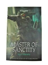 Warhammer 40K Master of Sanctity  Paperback Novel Unread Black Library