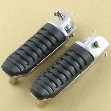 Front Rider Footrest Foot Pegs Suzuki Gladius SFV650 09-11 SV650 99-12 SV1000