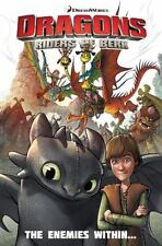 Dragons: Riders of Berk Collection Volume 2: The Enemies Within-ExLibrary