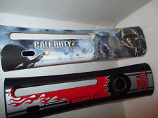 Faceplates Face Plate for Microsoft XBOX 360 System Call of Duty 2 & Full Auto