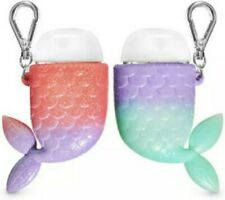 Bath And Body Works Pack Of 2 BFF Mermaid Tails Pocket. Bac Holders