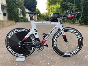 tt bike Argon 18 E-114