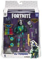 NEW! Fortnite Legendary Series DJ YONDER 6'' Action Figure