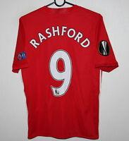 Manchester United home shirt 16/17 #9 Rashford Adidas BNWT Size KIDS L