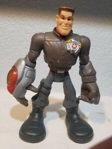 "Major Powers 6"" Action Figure Hasbro 2002"
