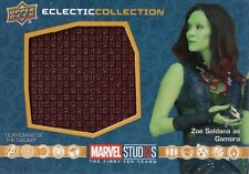 Marvel The First Ten (10) Years, Gamora Costume Memorabilia Card EC-11