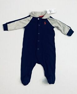 Ralph Lauren Baby Boy Outfit Size 3 Months NWT