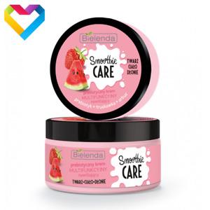 Bielenda SMOOTHIE Strawberry Watermelon Multifunctional Cream Face Body 200ml