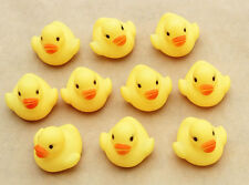 One Dozen (12) Rubber Duck Ducky Duckie Baby Shower Birthday Party Favors Toys