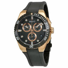 New Mido Ocean Star Captain Chronograph Mens Watch M0234173705100