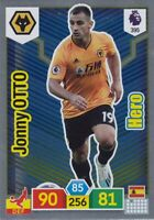 Panini Premier League 2019/20 Adrenalyn XL #395 Jonny Otto (Wolves)  HERO