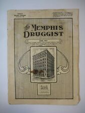 The Memphis Druggist Ellis-Jones 1923 Drug & Chemical Price List-Advertisements