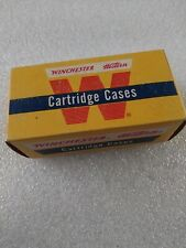 Winchester Western Cartridge Cases box only (.357)
