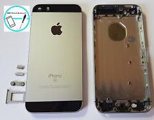 Backcover Akkudeckel Rück Cover Gehäuse Rahmen Apple iPhone SE Schwarz Spacegrau