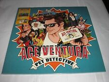 Ace Ventura Pet Detective Soundtrack LP BLUE Vinyl Ltd 500 License & Card NEW