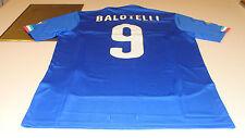 2014 Italy World Cup Soccer Football Home Mario Balotelli  Jersey L Puma Kit
