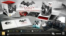 PS3 Batman: Arkham City - Collector's Edition - NEW SEALED