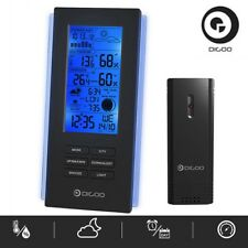 Digoo Wireless Temperature Humidity Barometer Weather Station USB Outdoor Sensor